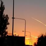 Sonnenaufgang FFM